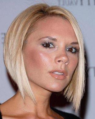 Мелирование на светлые волосы на короткие волосы, мелирование светло-коричневыми прядями для платиновых блондинок