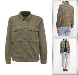 Хаки куртки, куртка topshop, осень-зима 2016/2017