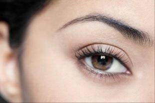 """Макияж на каждый день для карих глаз, макияж для карих глаз """"nude"""""""