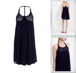Пляжные платья, платье пляжное roxy, весна-лето 2015