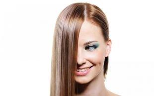Хотите прямые волосы? Кератиновое выпрямление волос