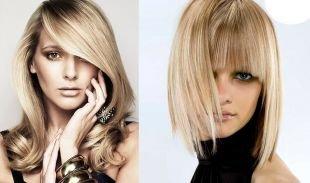 Цвет волос шампань на средние волосы, красивое мелирование на светлые волосы
