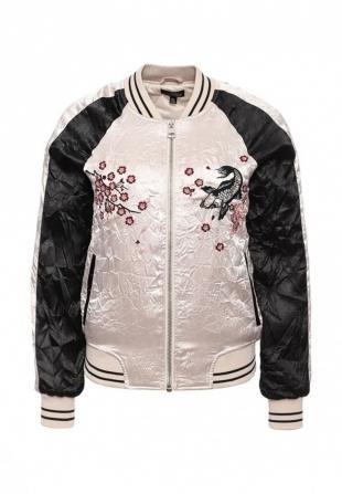 Розовые куртки, куртка утепленная topshop, осень-зима 2016/2017