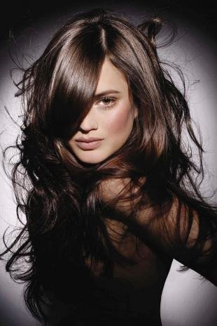 """Цвет волос пепельный каштан на длинные волосы, цвет волос """"мокко"""""""