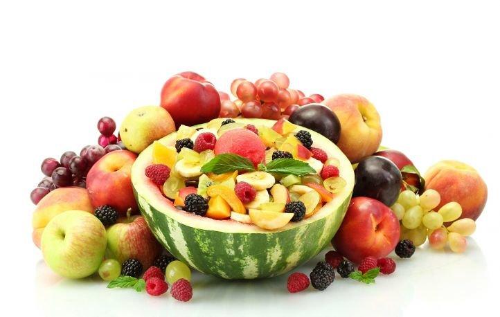 Диета 6 лепестков - фруктовая монодиета