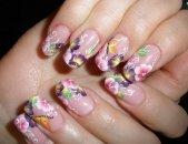 Нарощенные ногти, фото 3