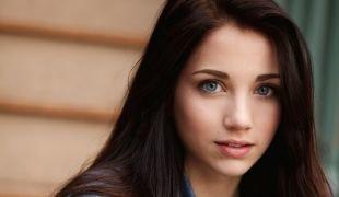 Легкий макияж на каждый день для подростков, макияж на 1 сентября для голубых глаз и темных волос