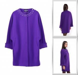 Фиолетовые пальто, пальто heresis,