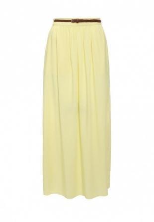 Желтые юбки, юбка baon, весна-лето 2016