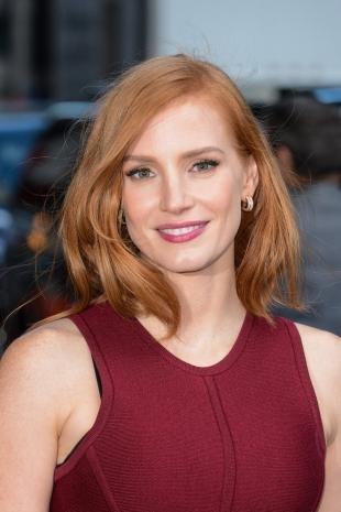 Светло рыжий цвет волос, светло-медный цвет волос