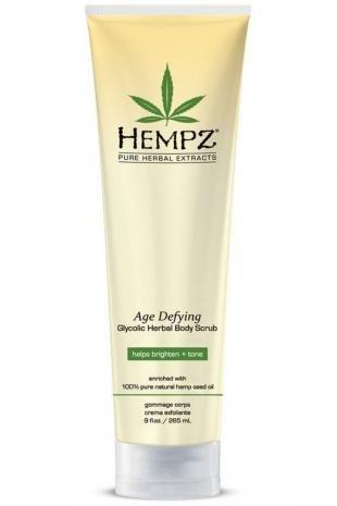 Скраб для жирной кожи, hempz скраб для тела антивозрастной hempz 676280022140