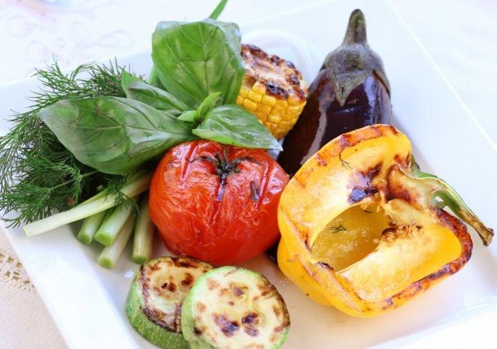 Диета 6 лепестков - овощная монодиета